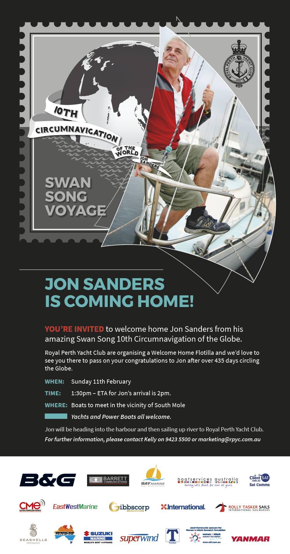 Jon saunders solo